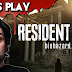 RESIDENT EVIL: BIOHAZARD #1 💀 Horror Let's Play