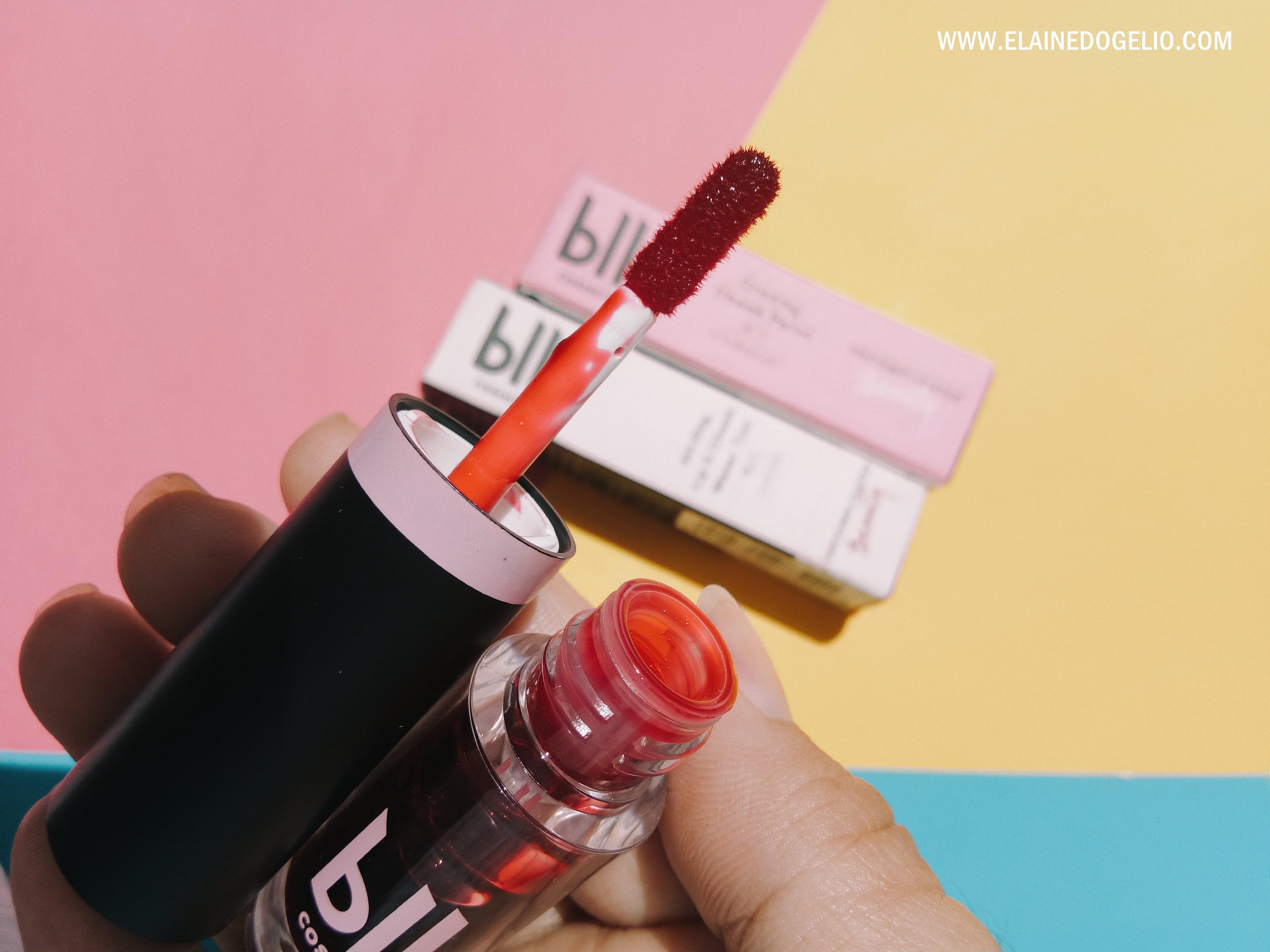 BLK Cosmetics: Creamy Cheek Paint + Lip & Cheek Water Tint Review