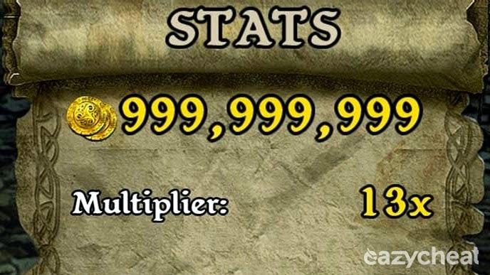 Temple Run Brave Cheats