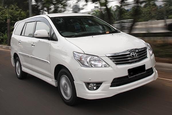 Body Kit Toyota Innova Luxury 11-13