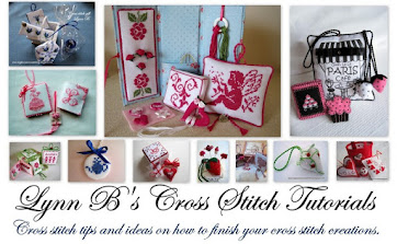 My Cross Stitch Finishing Blog