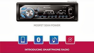 they are CD-free, in-dash car stereos designed for the smartphone