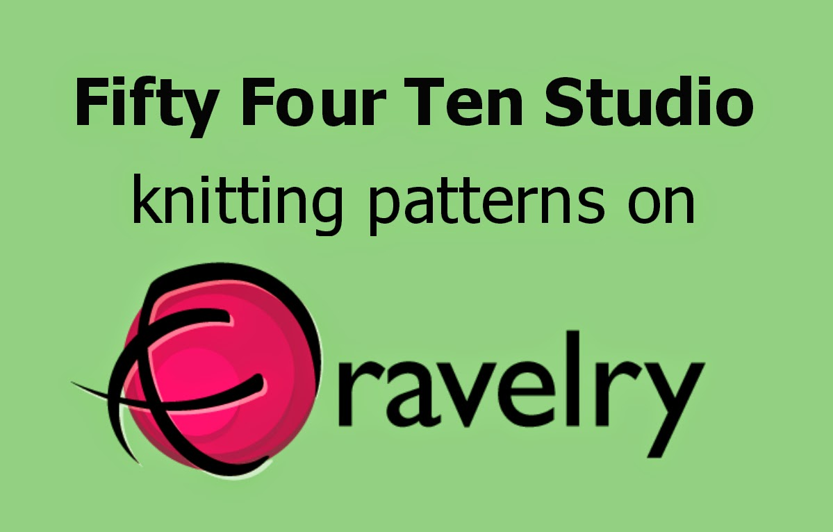 My Patterns on Ravelry: