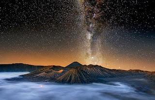 Paket Wisata Bromo Milky Way Midnight