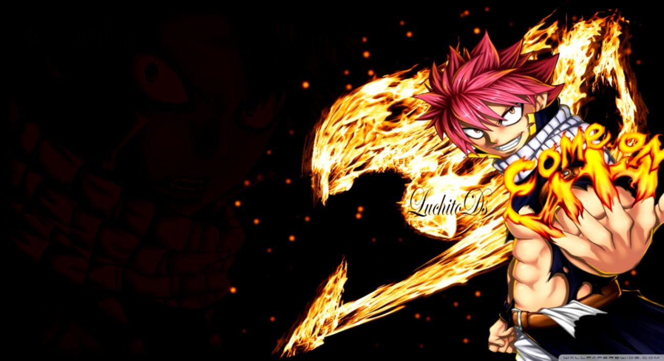 Fairy Tail Anime Desktop Wallpapers Hd Wallpapers Box