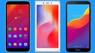 India's Best Smartphones Under 7,000