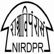 nirdpr recruitment 2018