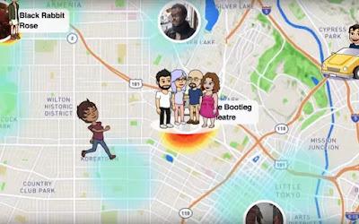 كيف تحافظ على خصوصيتك بعد تحديث snapchat الجديد!