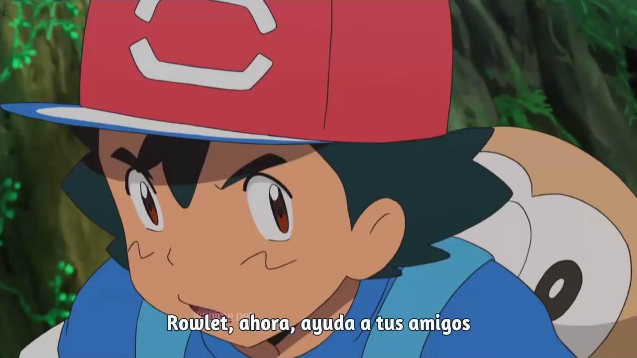 Pokemon Sol y Luna cap 4 Sub Español