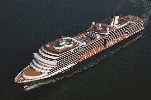 Holland America Line's New Koningsdam