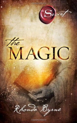 The Magic by Rhonda Byrne front cover