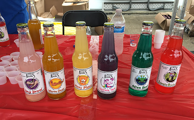 Minnesota Soda Festival at Blue Sun Soda