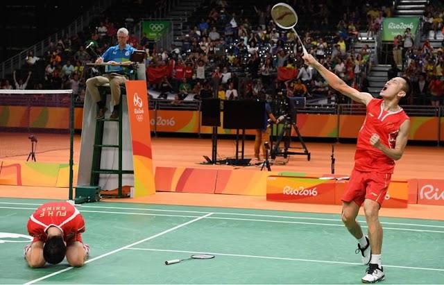 Sem deixar a peteca cair: a hegemonia asiática no badminton