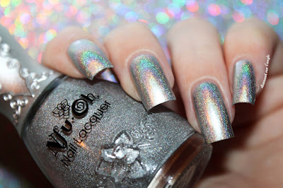 """Swatch of the nail polish """"Nfu 61"""" from Nfu Oh"""