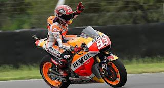 Klasemen Sementara Usai MotoGP 2016