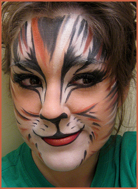 Happy Halloween from the Glam Cat!