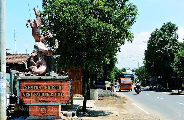 Sampai di Mulyoharjo, Jepara