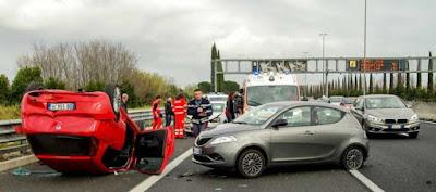 Lesiones mas frecuentes en accidentes de trafico