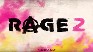 Rage 2 Logo Wallpaper