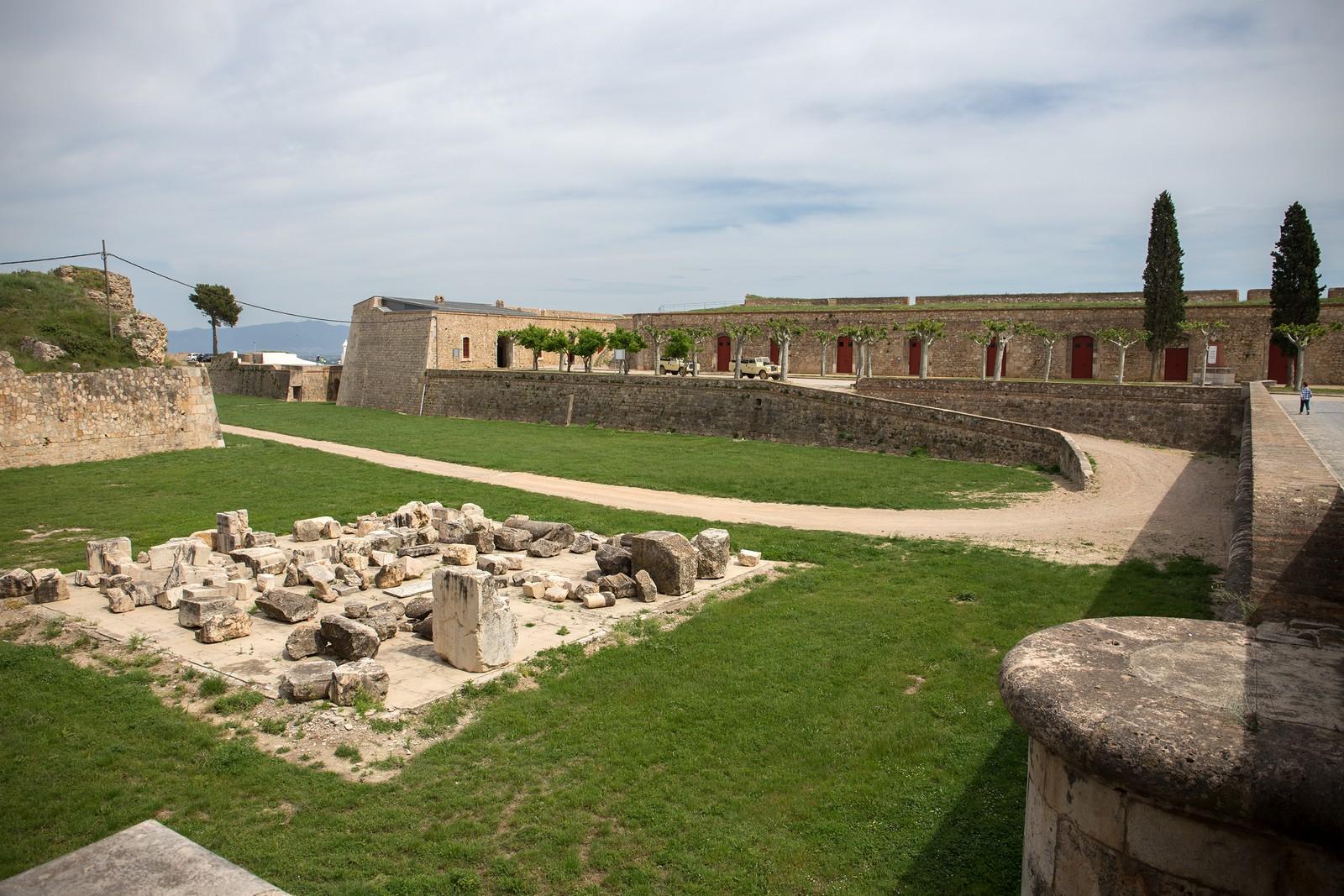 Крепость Святого Фернандо в Фигейрасе (Castillo de San Fernando de Figueres)