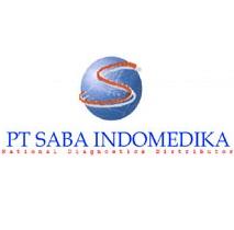 Logo PT Saba Indomedika