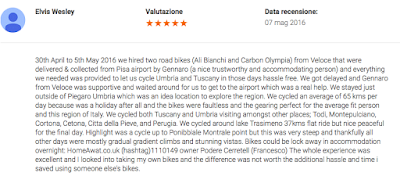 cycling umbria tuscany italy bike rental shop