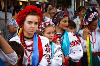 UKRAINE - August 24