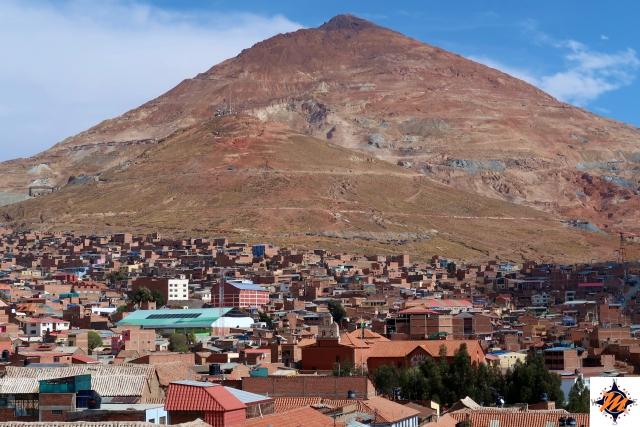 Potosí, Cerro Rico