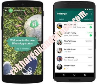 Whatsapp Lebih Asyik dengan Background Berwarna Kaya Facebook 1