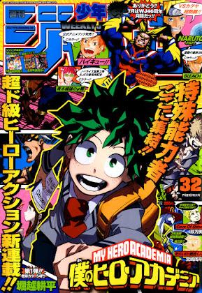 Boku No Hero Academia Todos os Episódios e Mangás Online