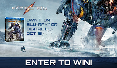 GIVEAWAY: Pacific Rim on Blu-ray, ends 10/25