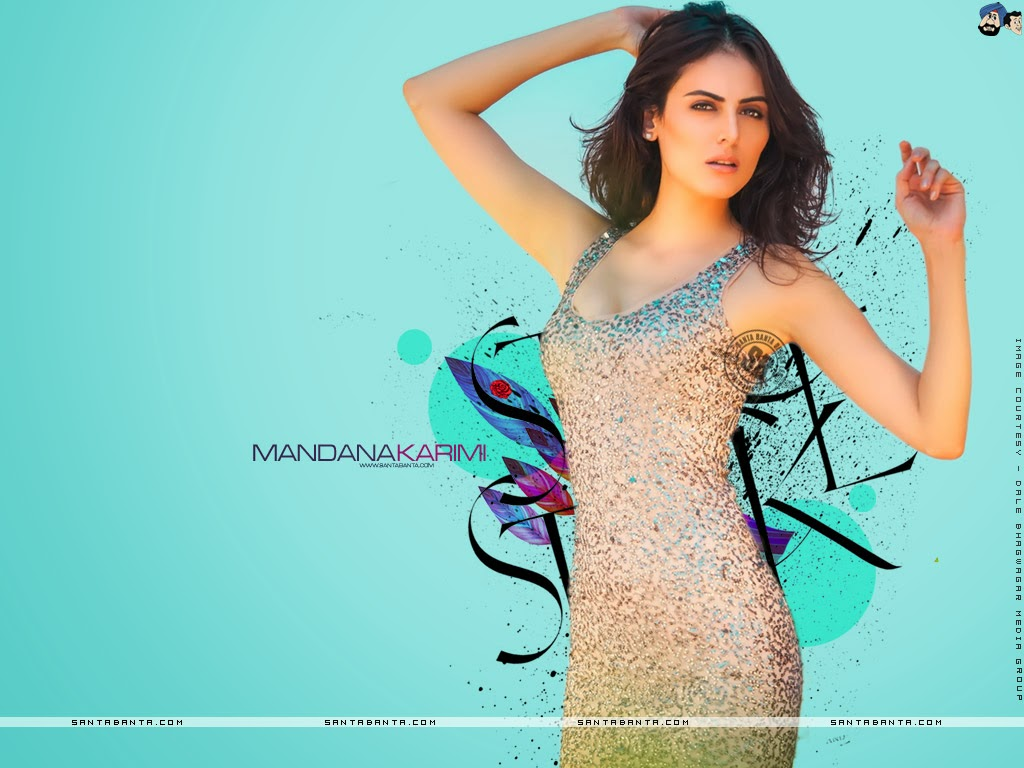 Beautiful Mandana Karimi Deskrop Wallpapers