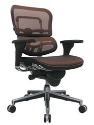 Mid Back Ergohuman Chair