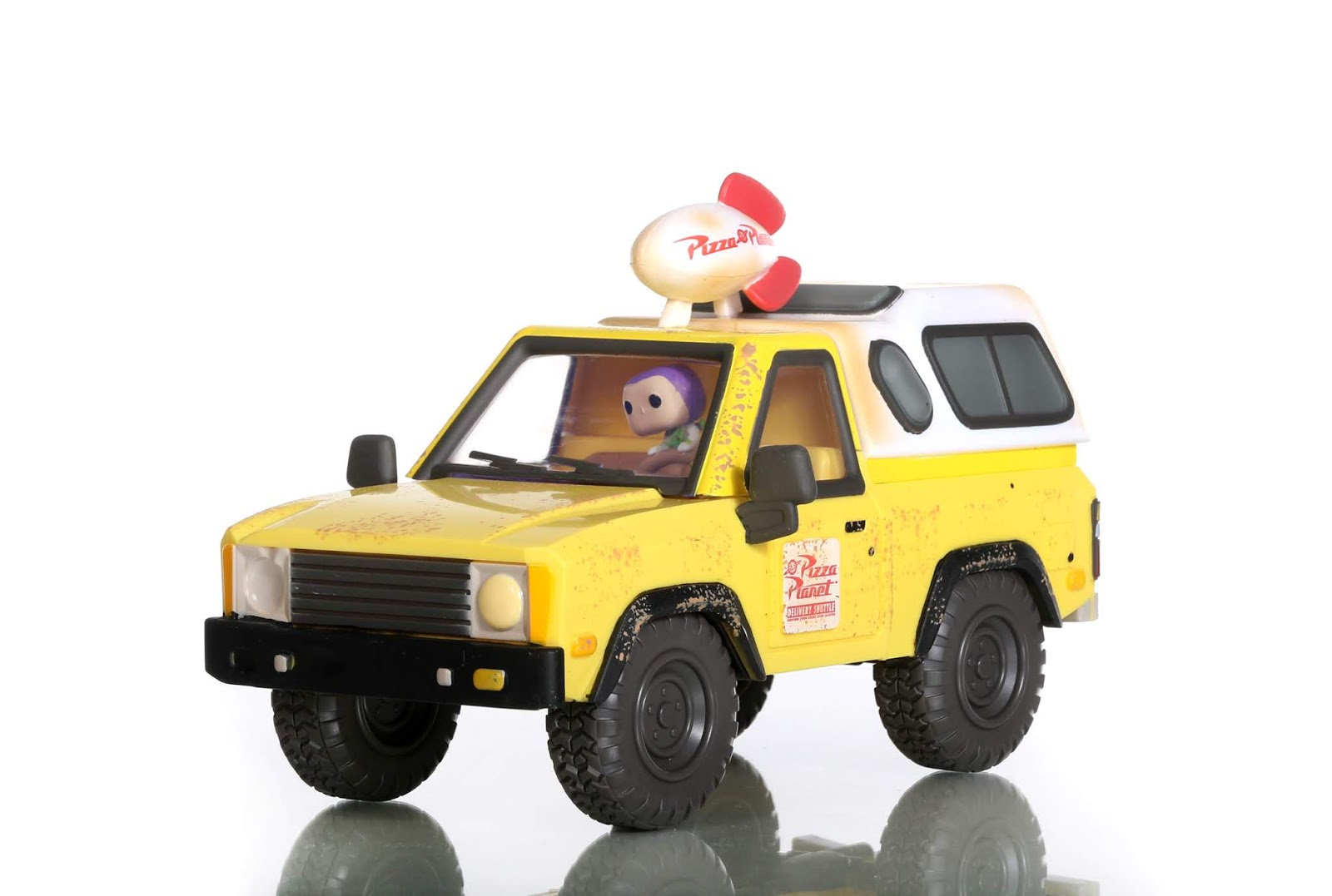 toy story funko rides pizza planet truck review