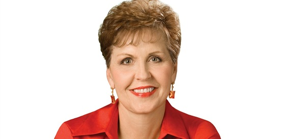 Joyce Meyer's daily devotional