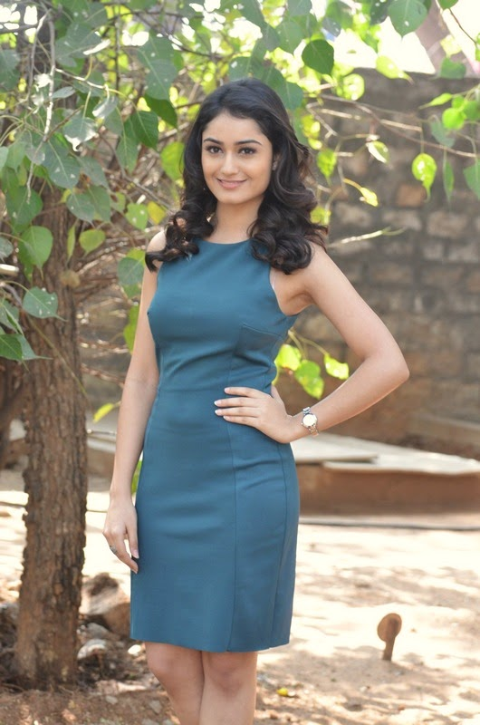Actress Tridha Choudhury Latest Cute Stills