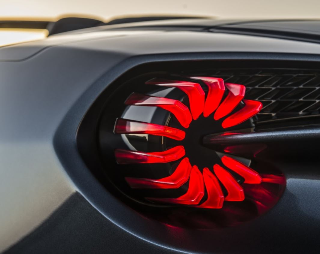 Just A Car Guy Aston Martin Vulcan Inspired Blade Tail Lights