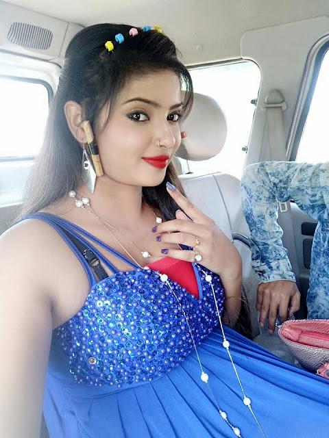 Bhojpuri heroine Priyanka Maharaj hot image