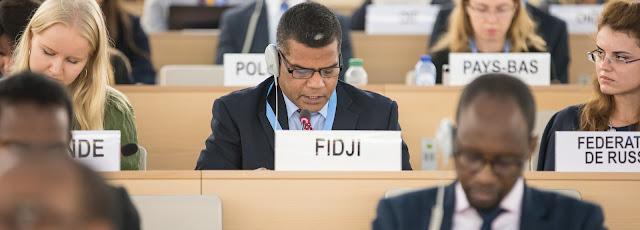 Pelanggaran HAM Meradang, Fiji Masih Masuk Dewan HAM PBB