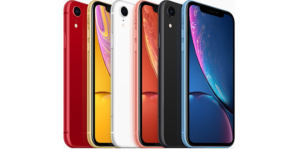 iPhone XR - Colors