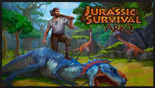 Jurassic Survival Island: ARK 2 Evolve Apk v1.3.5 Mod No Ads