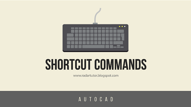 Autocad Keyboard Shortcuts Command