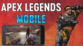 Download Apex Legends Mobile Android/Ios/PC