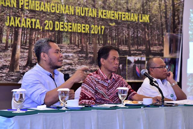 KLHK salurkan Rp 442 Miliar kepada Petani Hutan