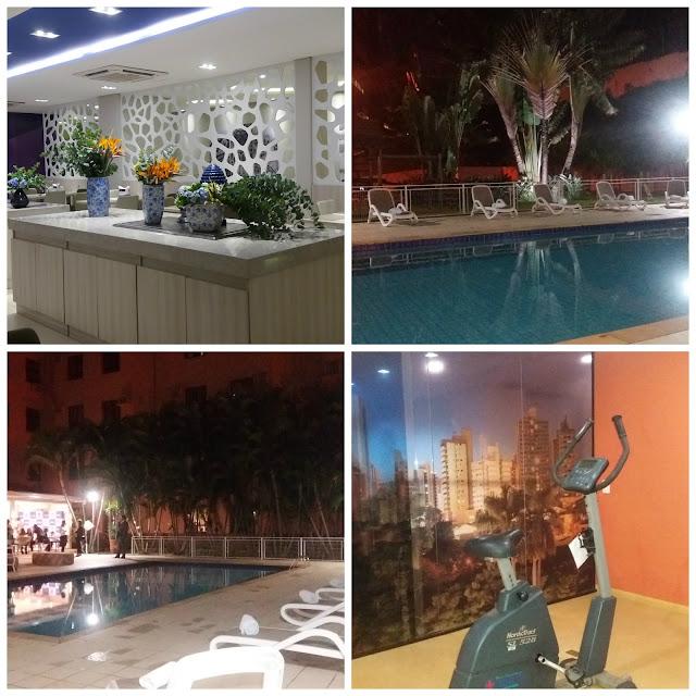 Onde se hospedar em Campinas-SP? Sleep Inn Galleri