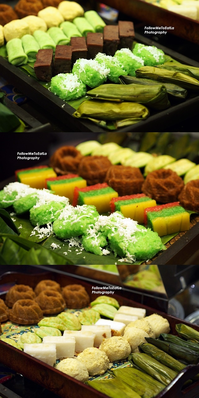 Malay Traditional Kuih-Muih