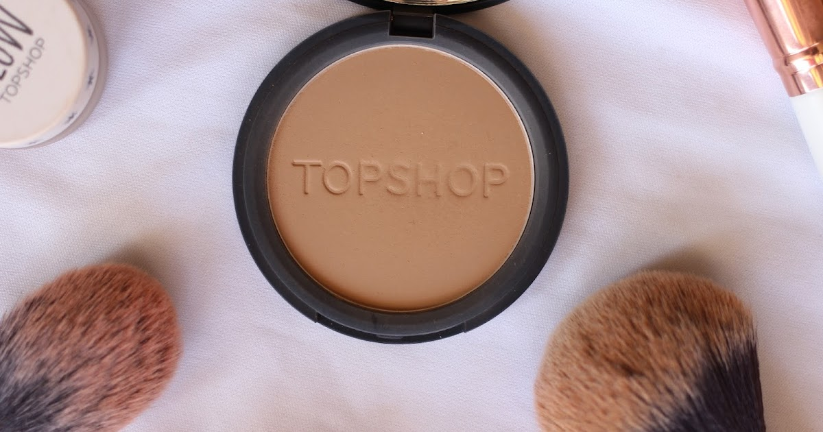 topshop bronzer in mohawke the best bronzer for pale skin beauty. Black Bedroom Furniture Sets. Home Design Ideas