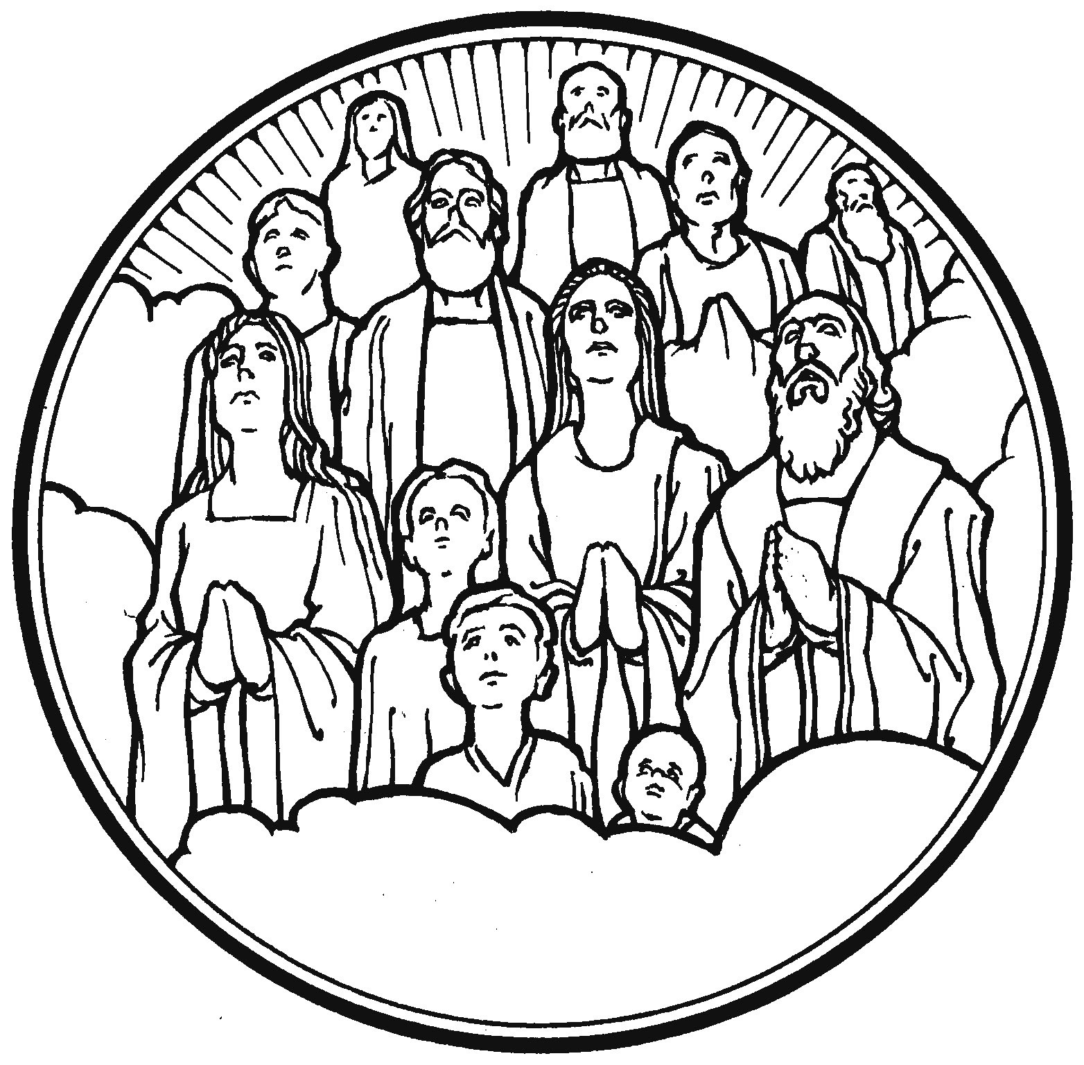 Lutheran Subject (Schroeder's blog): Prayer of the Day