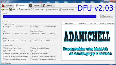 Dfu v2.03 Download