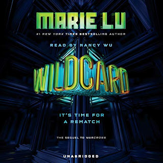 Review of Wildcard by Marie Lu